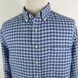 Vineyard Vines XL Classic Fit Murray Shirt Check